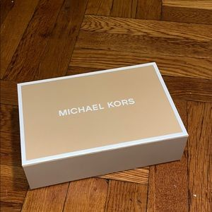 Michael Kors collectible magnetic box